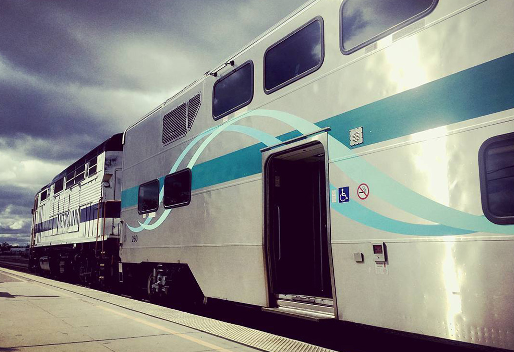Van Nuys North Platform Project Outreach